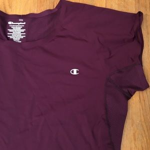 Champion Athletic Fitness Stretch top